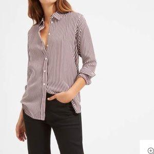 Everlane The Relaxed Silk Shirt – $98